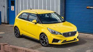 เผยโฉมรถไซส์มินิ MG 3 2018 ที่ประเทศอังกฤษ ด้วยราคาเริ่มต้น 4 แสนบาท