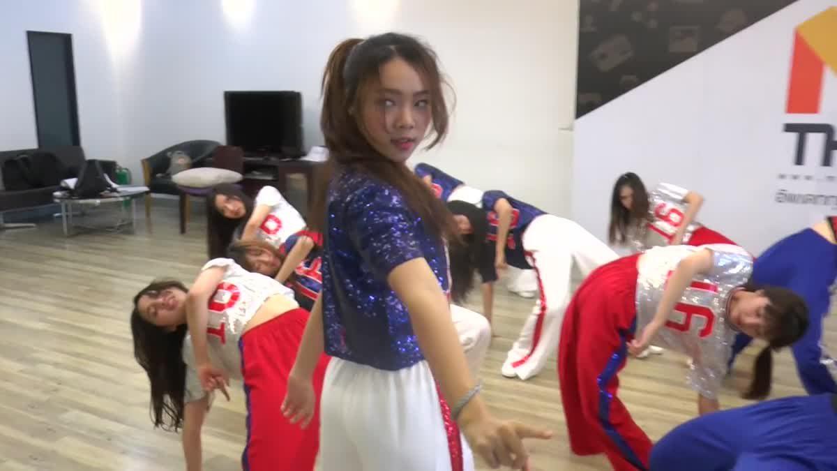 ไม่เสียชื่อน้องสาว! วง Sweat16! ออกสเต็ปคัฟเวอร์แดนซ์เพลง Boku igai no Dareka ของ NMB48