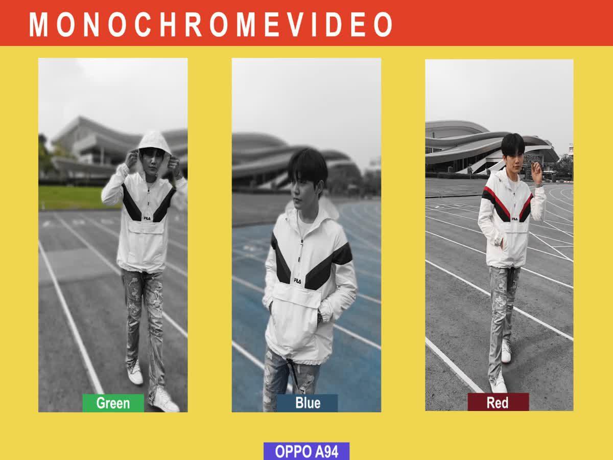 OPPO A94 | Monochrome Video