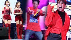 นิวจิ๋ว-บอย-อ๊อฟ จัดเต็มโชว์สุดพีคร้องเต้นใน ไลค์แอนด์แชร์คอนเสิร์ตครั้งที่ 7