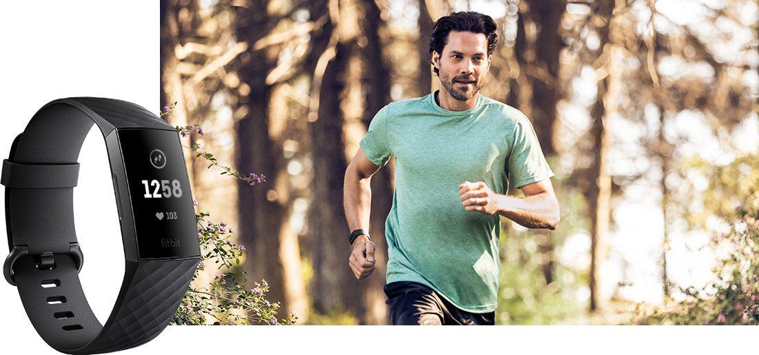 วิ่งกับ Fitbit Charge 3