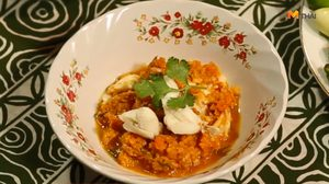 วิธีทำ น้ำพริกไข่ปูเนื้อปูก้อน รสชาติครบรส