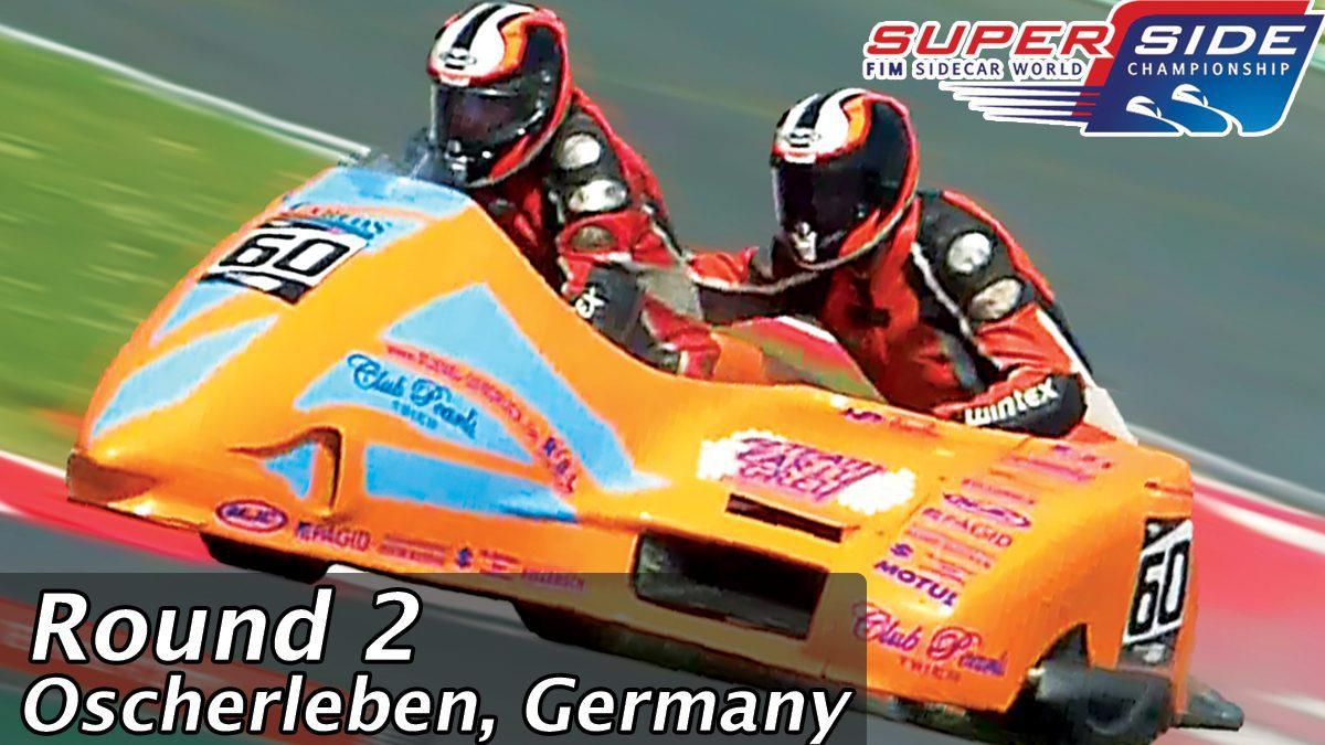 การแข่งขัน FIM Sidecar World Championship 2017 : รอบที่ 2 ณ ประเทศเยอรมนี