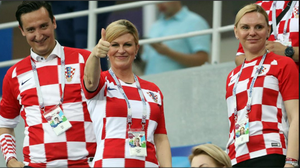 แฟนบอลระทวย! โคลินดา กราบาร์-คิตาโรวิช ประธานาธิบดีหญิงสุดฮ็อตของโครเอเชีย