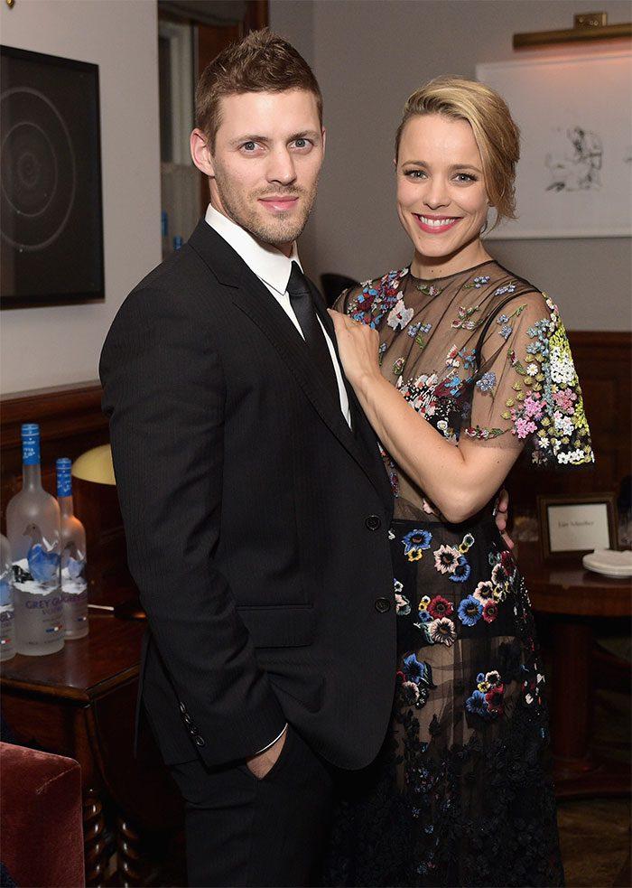 Rachel McAdams กับน้องชาย Daniel