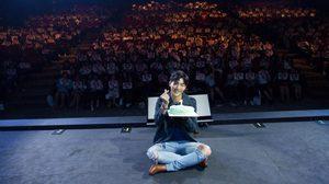 ตี๋หล่อ จีซู เซอร์วิสไม่ยั้ง! จัดงานแฟนมีตติ้งครั้งแรก 2017 Jisoo's Story in Bangkok