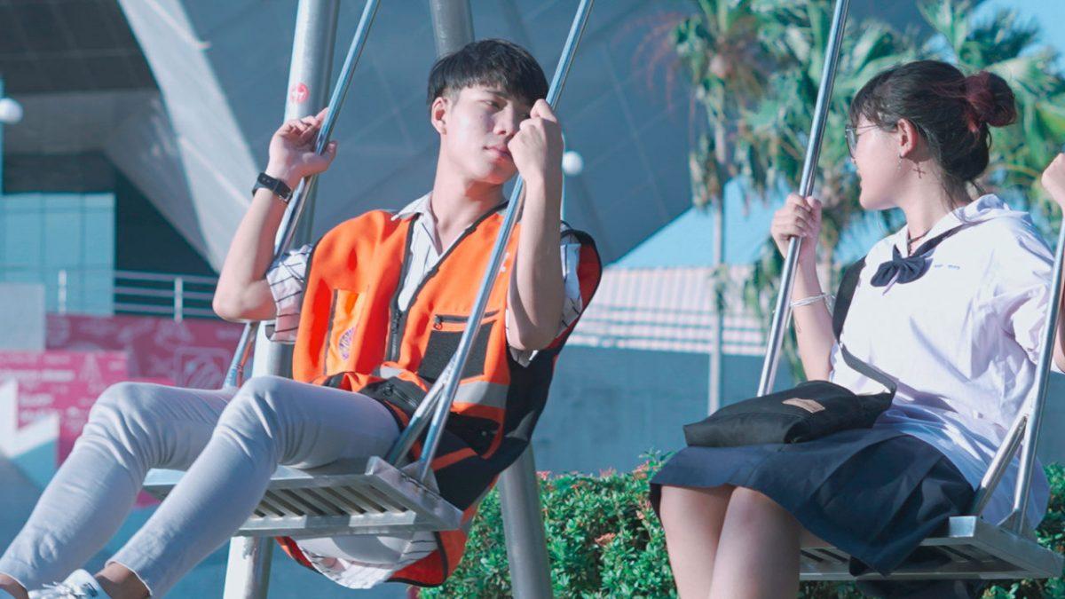 Team Who Do? เรื่อง หนูมาลีกับพี่วินของเธอ