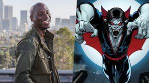 ไทรีส กิบสัน ร่วมโปรเจกต์หนังแอนติฮีโร่ Morbius