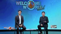 Welcome World Weekend 21-01-60