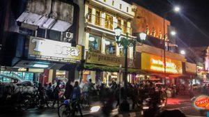 ถนนมาลิโอโบโร ยอกยาการ์ต้า อินโดนีเซีย