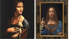 5 เรื่องลึกลับ ภายใต้ภาพวาดจิตรกรชื่อดัง เลโอนาร์โด ดา วินชี