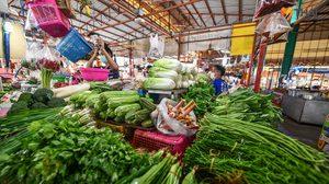 สำรวจราคาผัก 'เทศกาลกินเจ' หลังเกิดน้ำท่วมหลายพื้นที่