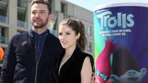 ทิมเบอร์เลก-เคนดริก สองนักแสดงนำเปิดใจให้เสียงตัวละครนำ ภาพยนตร์แอนิเมชั่น Trolls