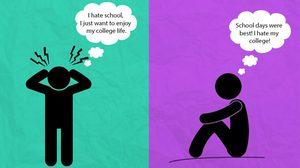 8 ความแตกต่างระหว่าง โรงเรียน vs มหาวิทยาลัย