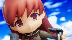 Preview Nendoroid Ooi จาก Kantai Collection