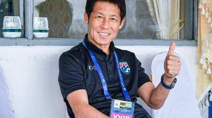 """โอกาสดี! """"นิชิโนะ"""" เห็นด้วย ทีมชาติไทย เตรียมอุ่นเครื่องกับ บราซิล ที่สิงคโปร์"""