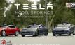 Tesla Model S for kids รถยนต์สำหรับเด็ก