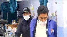 บุรุษพยาบาลโดนตำรวจรวบ หลังกำลังมี เซ็กซ์ กับคนตายในห้องเก็บศพ
