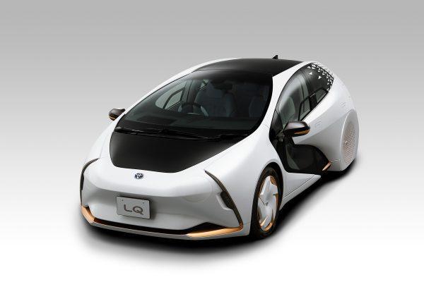 News Toyota LQ