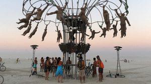 Burning Man Festival เทศกาล ร้อนๆๆ  สำหรับคนที่ติสต์แตก