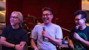 ตุ่น-แต๋ม-ปั่น  นำทีมศิลปินแถลงข่าวคอนเสิร์ต 'อัศจรรย์…รัก'