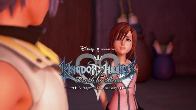 ตัวอย่างเกม Kingdom Hearts 2.8 พร้อมเพลง Simple and Clean