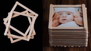 วิธีทำ กล่อง D.I.Y จาก แท่งไม้ไอศครีม ทำง่าย เก๋ และใช้ประโยชน์ได้จริง