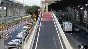 เปิดใช้แล้ว!! สะพานเข้าอาคารผู้โดยสารท่าอากาศยานดอนเมือง