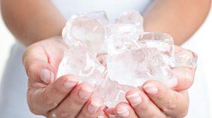 5 วิธีรับมือความเครียด โรควิตกกังวล ด้วยน้ำแข็งก้อน