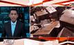 ทำลายช็อคโกแลต 15 ตันในฉนวนกาซา