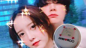 คูฮเยซอน – อันแจฮยอน รัวภาพหวาน ฉลองครบแต่งงาน 2 ปี!!