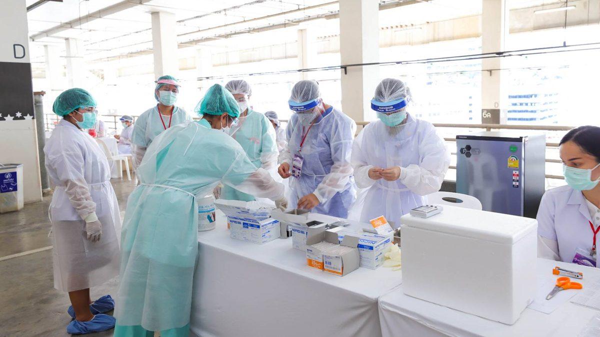 เช็คลิสต์! เซ็นทรัล 6 สาขาในกรุงเทพฯ จุดฉีดวัคซีนประชาชนที่ลงทะเบียนผ่าน 'ไทยร่วมใจ' และผู้ประกันตน ม.33