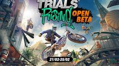 UBISOFT เปิดเผยวันให้เล่น OBTของ TRIALS RISING แล้ว21-25 กุมภาพันธ์นี้