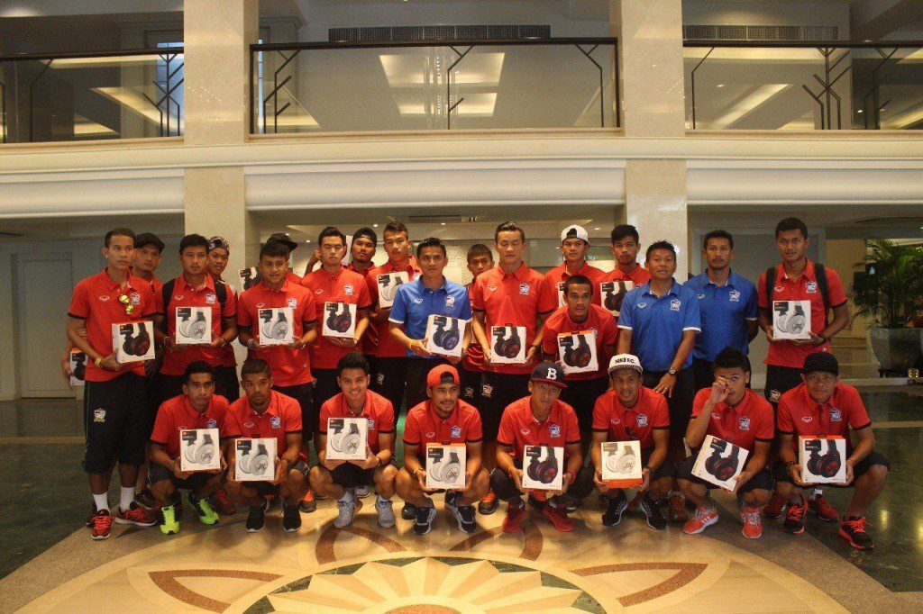 Thailand Football Club-1