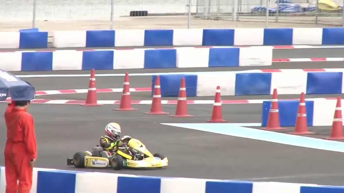 การแข่งขันรถคาร์ทชิงแชมป์ประเทศไทย สนามที่ 4