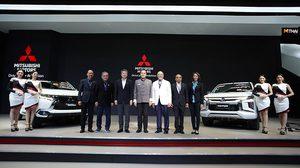 Mitsubishi ต้อนรับรัฐมนตรีว่าการกระทรวงการท่องเที่ยวและกีฬา ที่งาน Motor Expo 2018