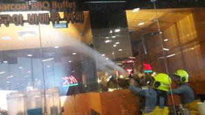 คุมได้แล้ว เหตุไฟไหม้ ชั้น5 ห้างสยามสแควร์วัน