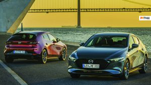 Mazda3 Hatchback เปิดตัวแล้วที่สหราชอาณาจักรราคาเริ่มต้นที่ 8.3 แสน