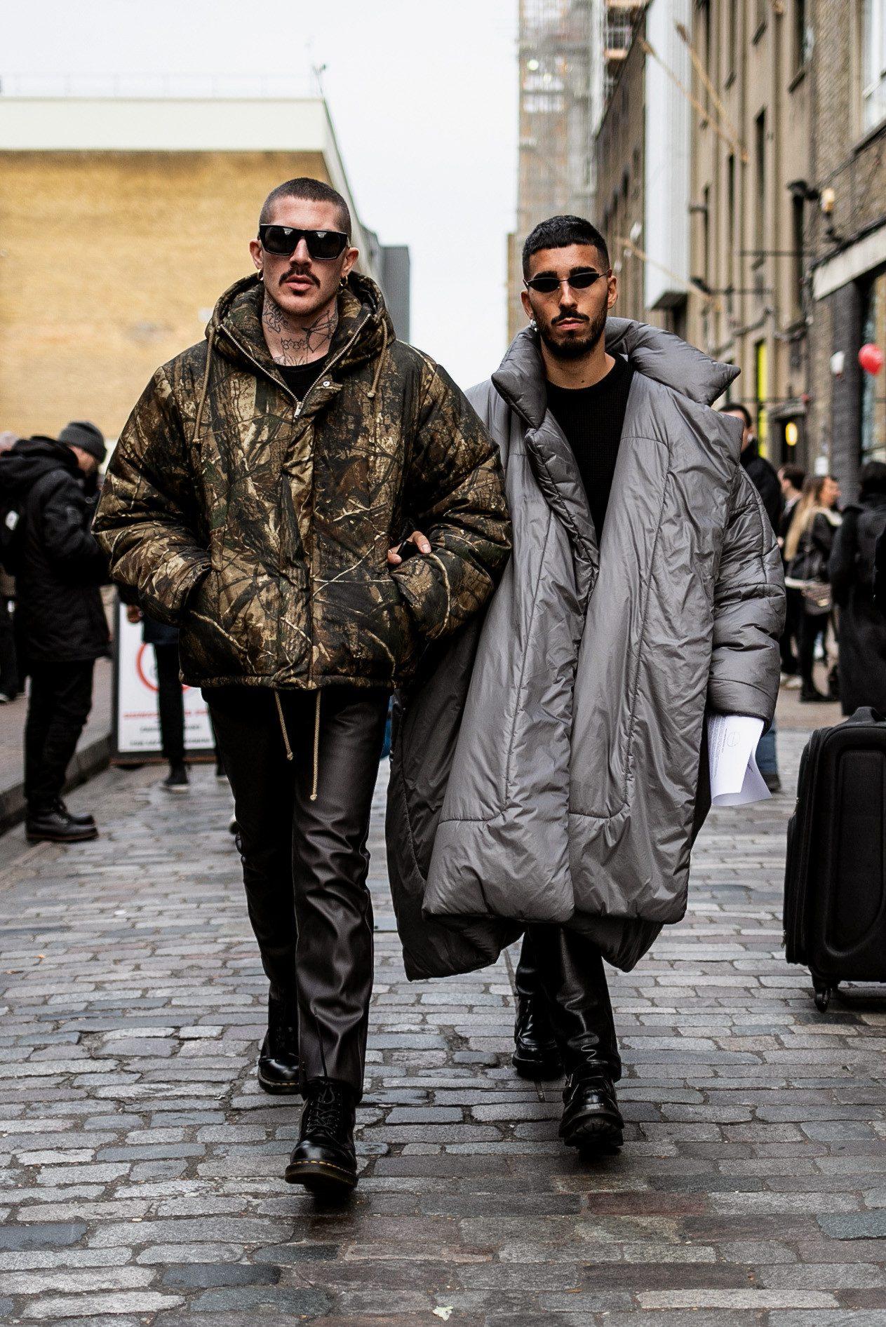 London Fashion Week: Men's Fall 2019