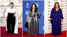 ใครว่าอ้วนแล้วแต่งสวยไม่ได้ แฟชั่นพรมแดง ของ Melissa McCarthy ยืนยัน!!