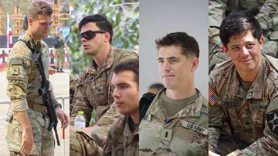 อัปเดตความหล่อ ทหาร Cobra Gold 2019 ที่จังหวัดกระบี่