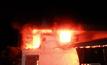 ไฟไหม้โรงงานไม้แปรรูปเสียหาย 20 ล้าน