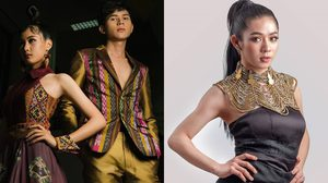 ภาพแฟชั่นผู้เข้าประกวดดาว-เดือน & Miss Queen Contest 2018