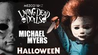 รีวิว Michael Myers Halloween Living Dead Dolls [Mezco]