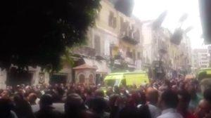 อียิปต์ประกาศสถานการณ์ฉุกเฉิน หลังเหตุบึ้มฆ่าตัวตายในโบสถ์คริสต์