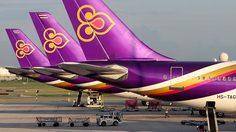 การบินไทย ปรับตาราง-ยกเลิกเที่ยวบินไปญี่ปุ่น หวั่นพายุไต้ฝุ่นเชบี