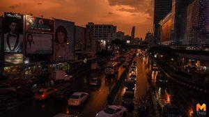 กรมอุตุนิยมวิทยา พยากรณ์อากาศประจำวันที่ 12 ตุลาคม 2561