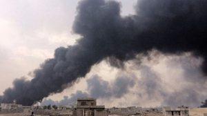 สะพรึง! ควันพิษปกคลุมภาคเหนือของอิรัก ปชช.ป่วย-ตายจำนวนมาก