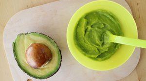 วิธีทำ อโวคาโดบด เป็นซูเปอร์ฟู้ดของอาหารเด็กทารก