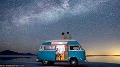 คู่รักลาออกจากงาน เพื่อออกเดินทางเที่ยวรอบโลก ด้วยรถแวนคู่ใจ กว่า 1 ปี!